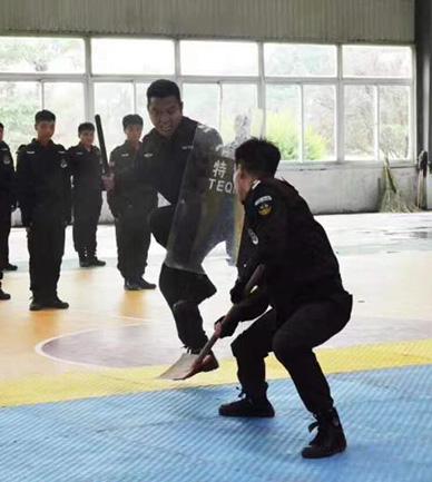 武装押运 青岛中特保安保护航