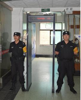 保安人员要注意的周围环境的负责
